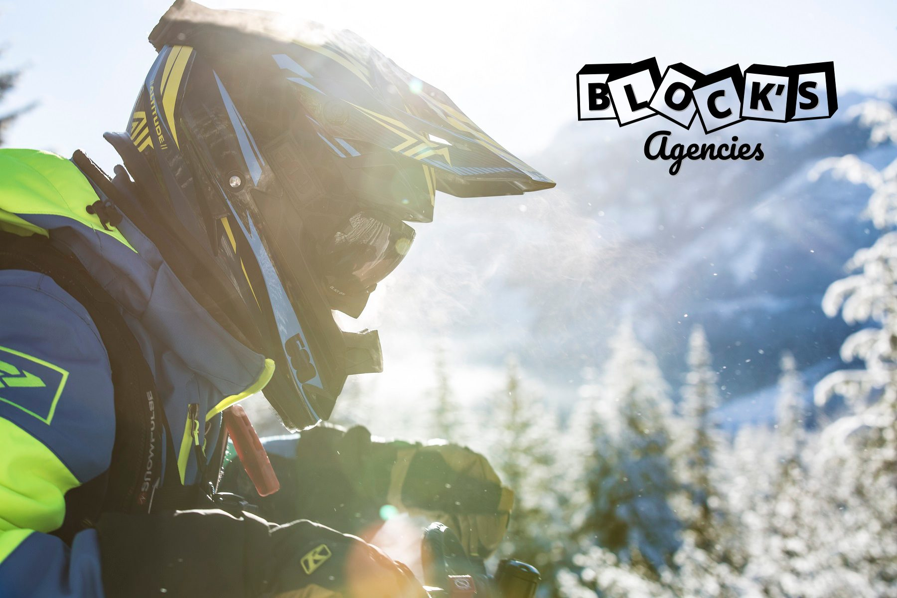 Block's Agencies Snowmobile Blog